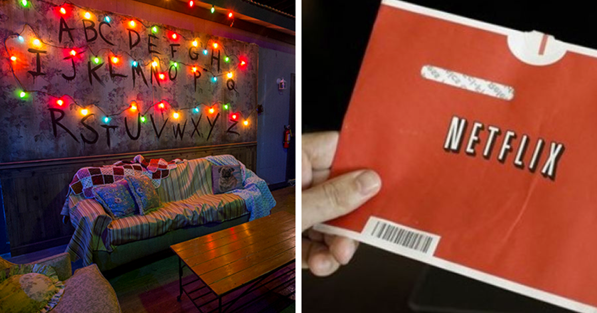 "Netflix Sent The Most Epic Letter Asking This ""Stranger Things"" Themed Pop-Up Bar To Shut Down"