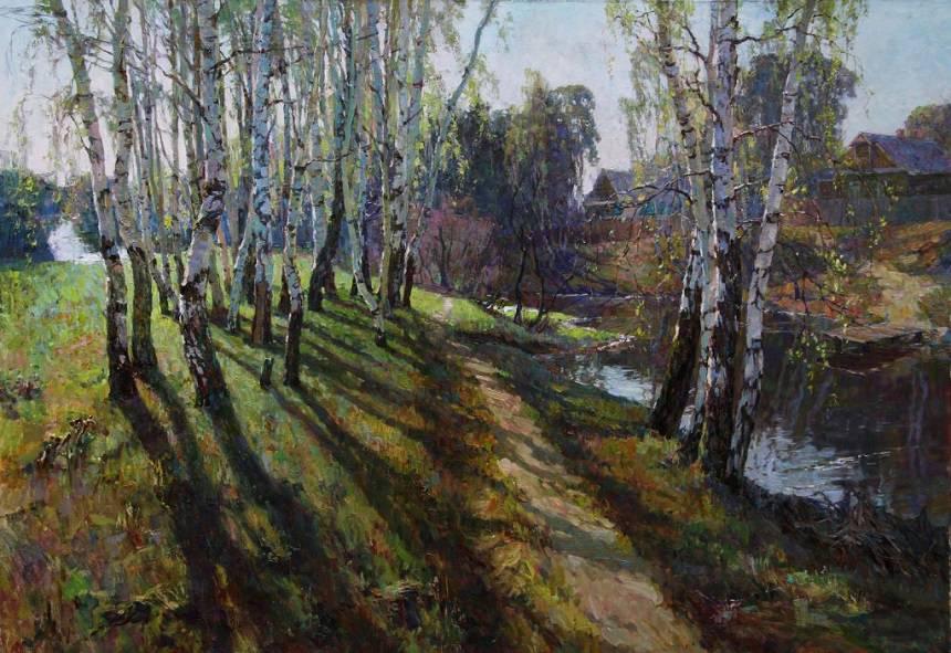 Неповторимость бытия на картинах Дианы Коробкиной