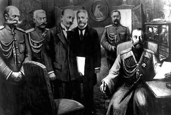 Историк: Февральская революция выявила гнилую суть тогдашней правящей элиты
