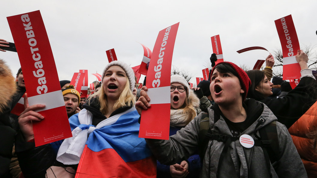 """""""Хотите войну и власть, как у нас?"""": Украинец в Москве раскритиковал """"бастующих"""""""