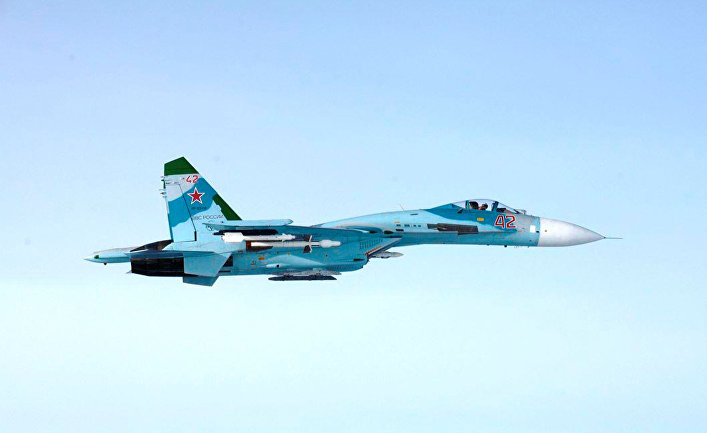 Пилоты НАТО обеспокоены тем, что «русские стали летать иначе»