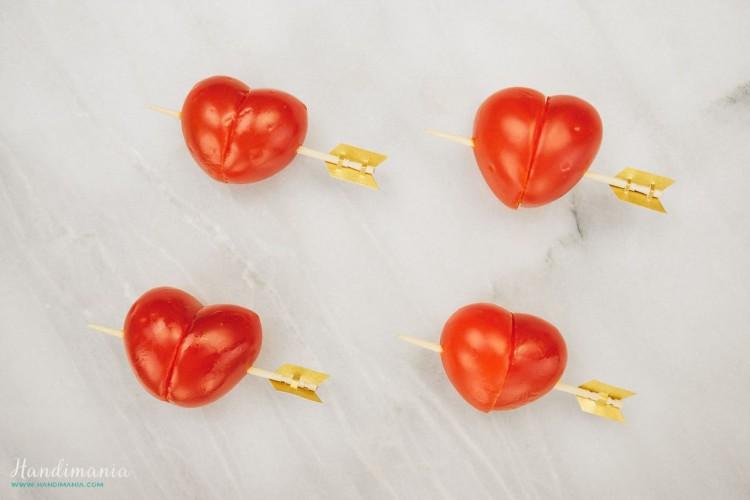 Вкусные идеи для признания в любви на день Святого Валентина