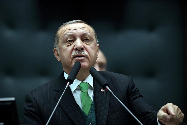 Эрдоган заявил, что Турция планирует окружить Африн в ближайшие дни