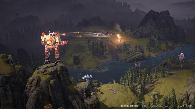 Релиз BattleTech отложен до 2018 года