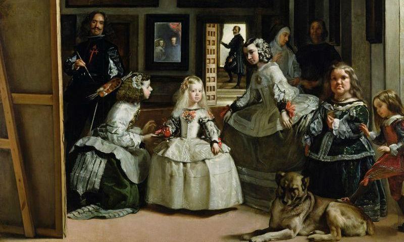 Любопытное о картине Диего Веласкеса «Менины»