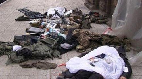 В аэропорту Донецка уничтожен командир роты 93-й ОМБр