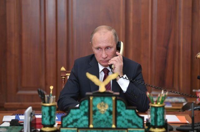 Путин и Саркисян призвали к диалогу для разрешения кризиса в Армении