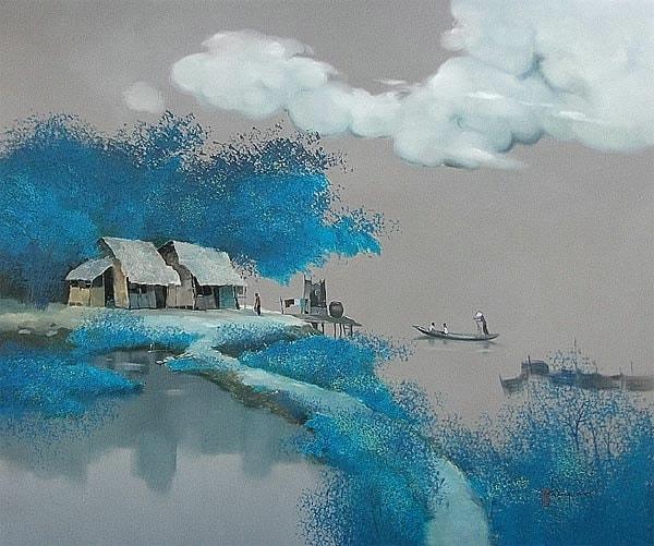 художник Dang Van Can - 06