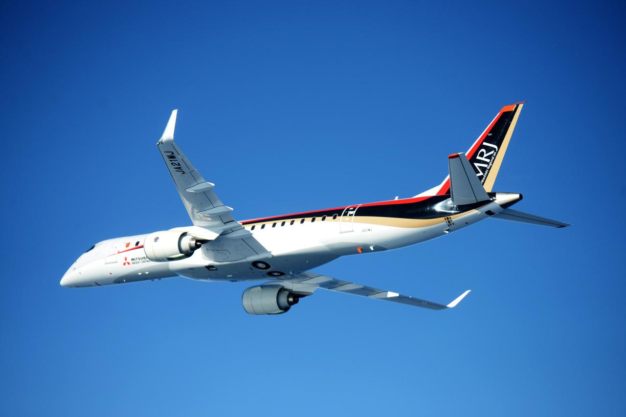 MRJ может не окупиться, главная его цель - возрождение японского авиапрома