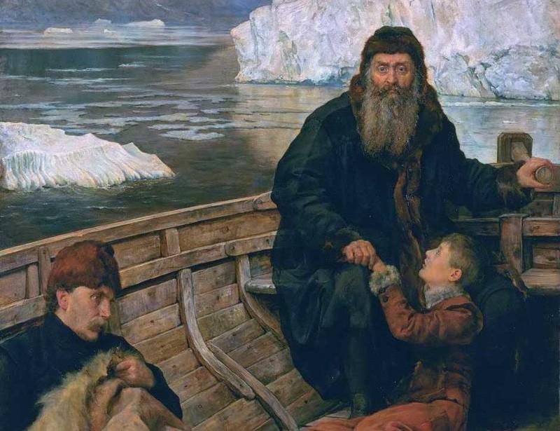 Исчезновение мореплавателя Генри Хадсона дикая природа, загадки, истории, исчезновения, мистика, пропавшие, путешествия, тайны