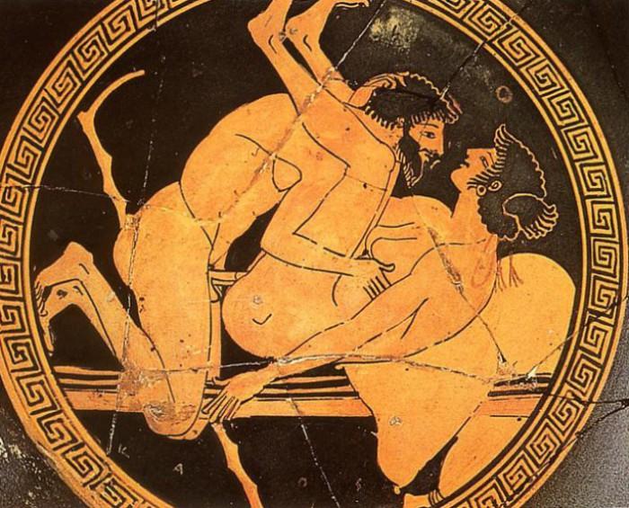 Все тайны интимной жизни людей Древнего мира