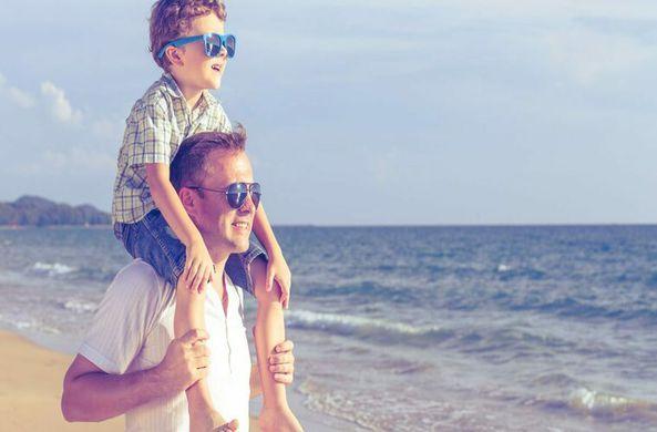 Эксперты рассказали, где отдыхают отцы с детьми