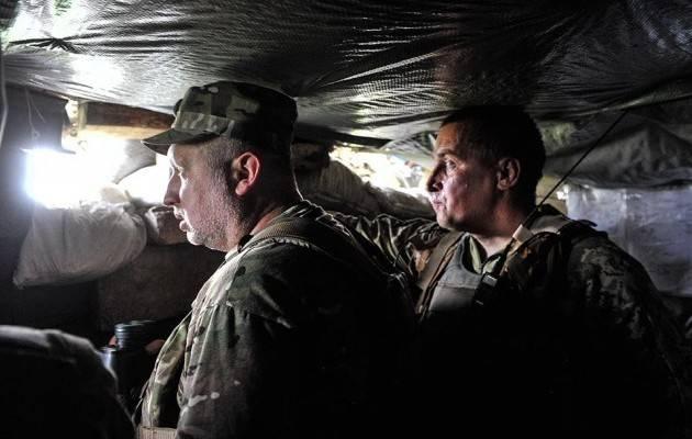 Турчинов: Война на Украине закончится, когда ВСУ войдут в Москву