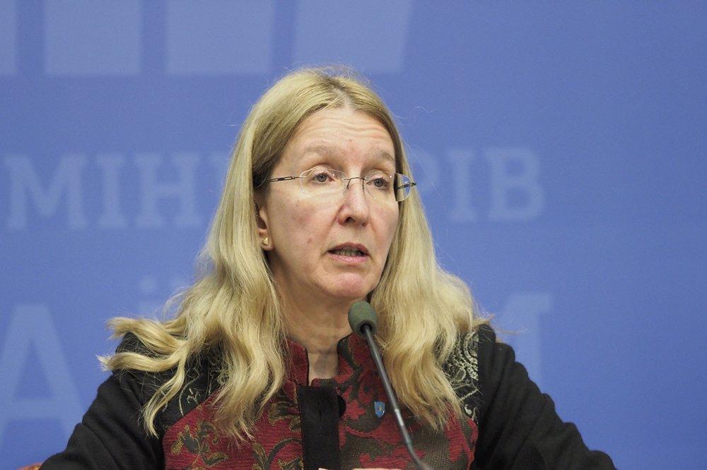 Министр здравоохранения Украины оскорбила президента РФ