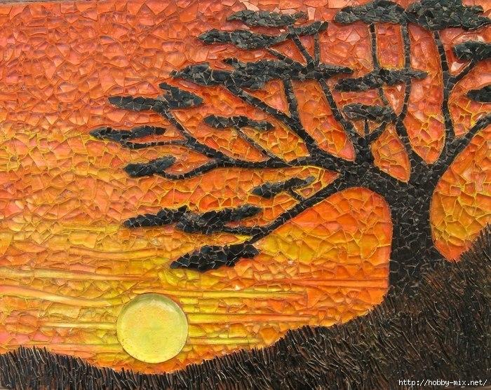Картинки по запросу Мозаика из яичной скорлупы
