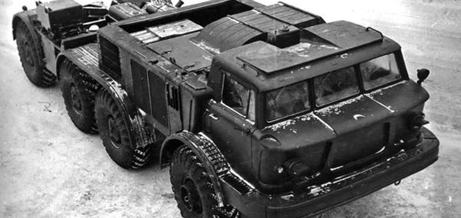 ЗИЛ-135: автомонстр холодной войны