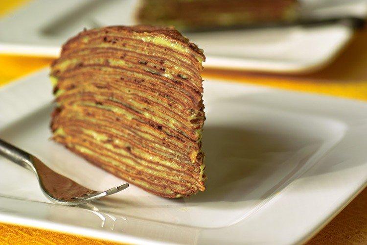 Картинки по запроÑу блинный торт проÑтой рецепт