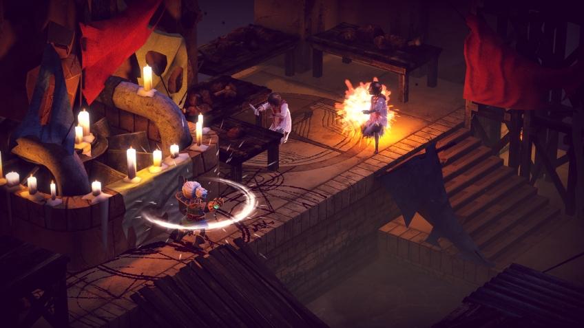 Children of Zodiarcs вышла на PC и PS4