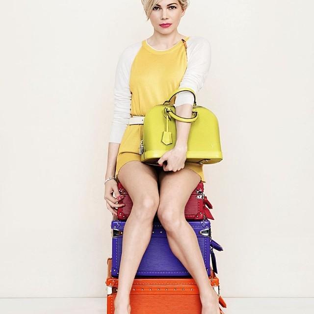 Бренд Louis Vuitton: 20 стильных образов сумок