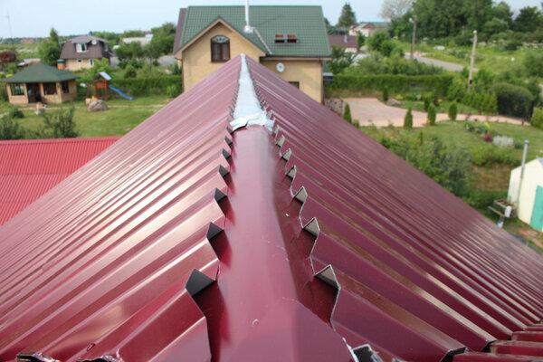 Как нельзя делать крышу из п…