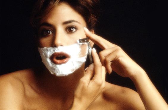Как избавиться от усов