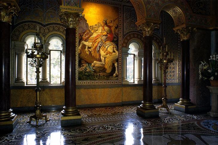 Что случилось с сумасшедшим королем Баварии из замка Нойшванштайн