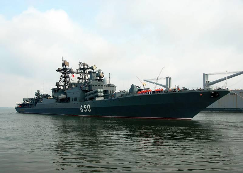 """Размышления о ремонте БПК """"Адмирал Чабаненко"""""""