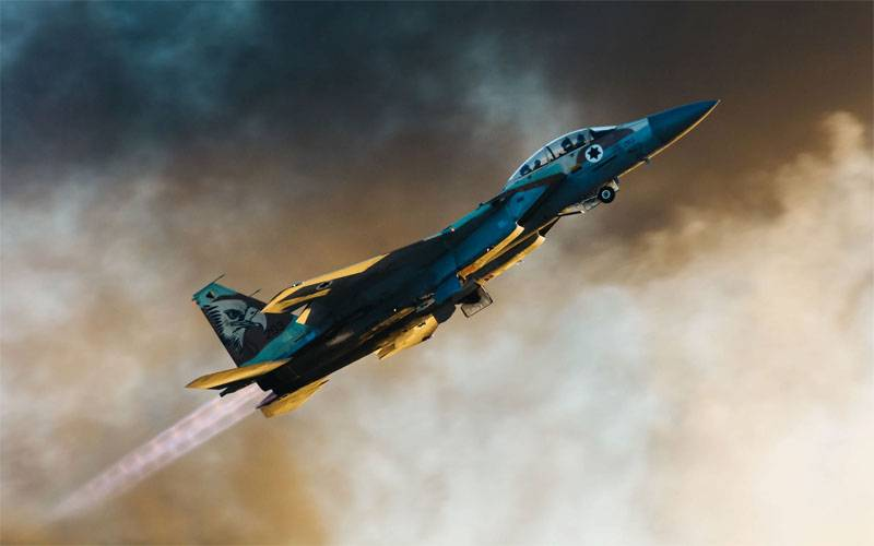 В Сирии заявили об отражении средствами ПВО израильского удара