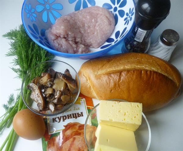 1 этап приготовления рецепта. Фото