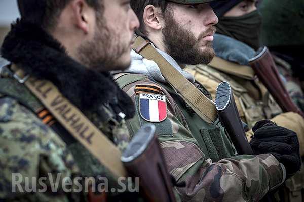 Донбасс стал для нас настоящим домом, — иностранные добровольцы