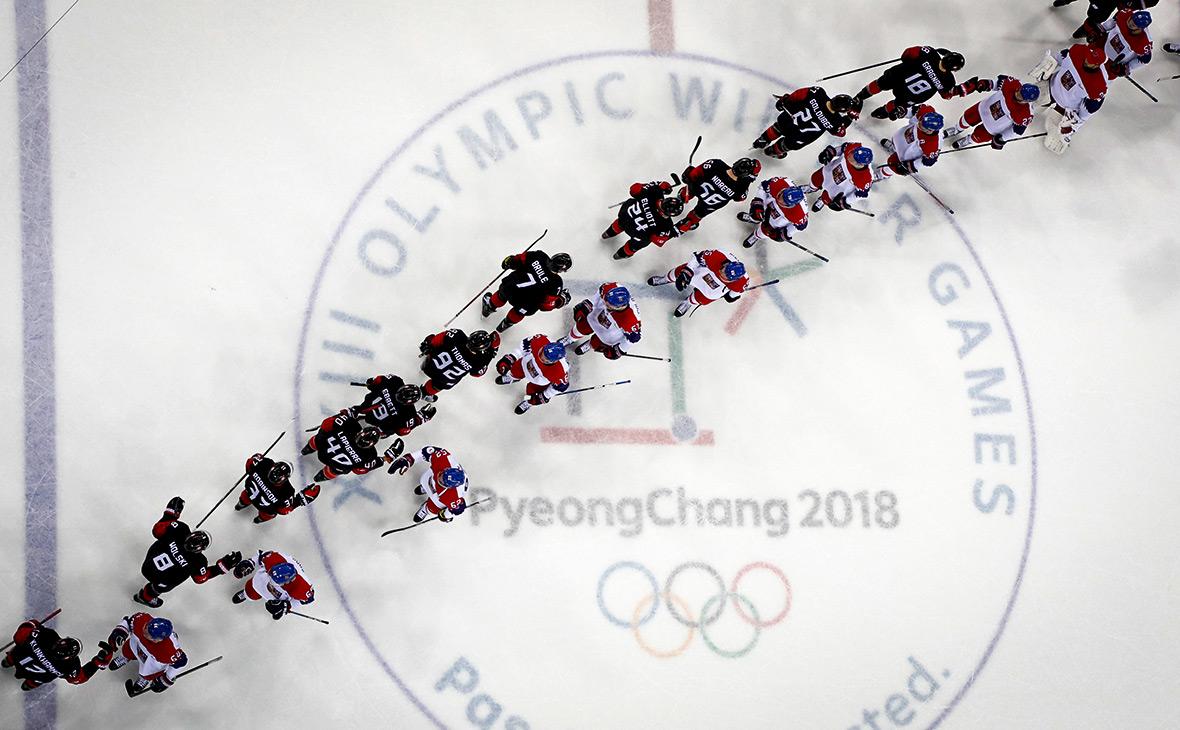 На Олимпиаде отменили рукопожатия