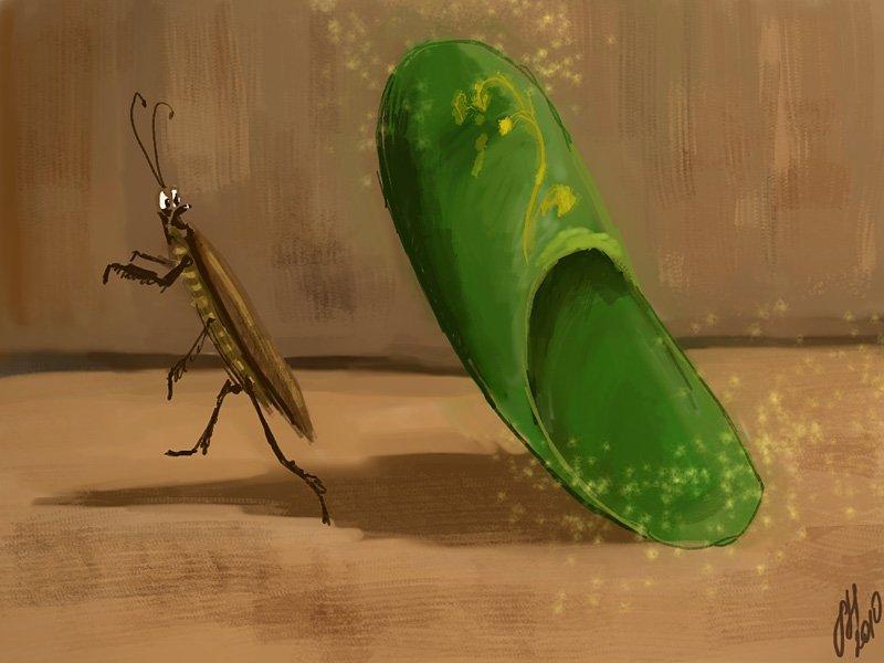 Прощай, Барак с тараканами!