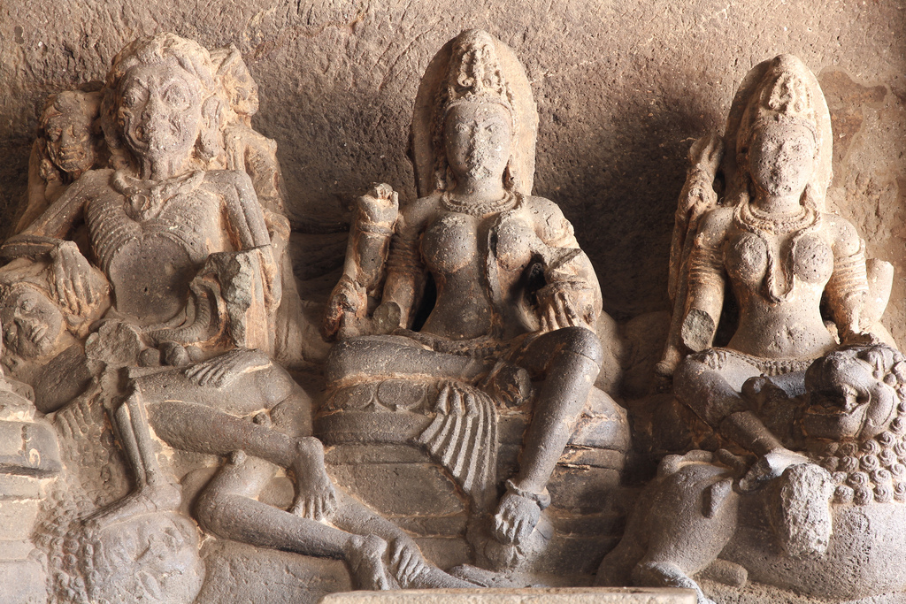6220331763 e527337f1f b Уникальный храм Кайласанатха
