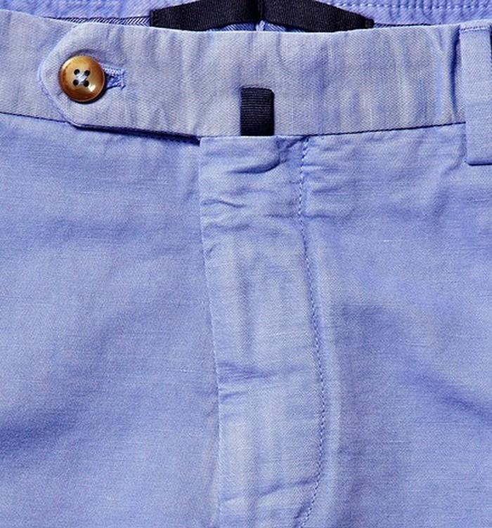Вот для чего, оказывается, нужна эта загадочная петелька на штанах!
