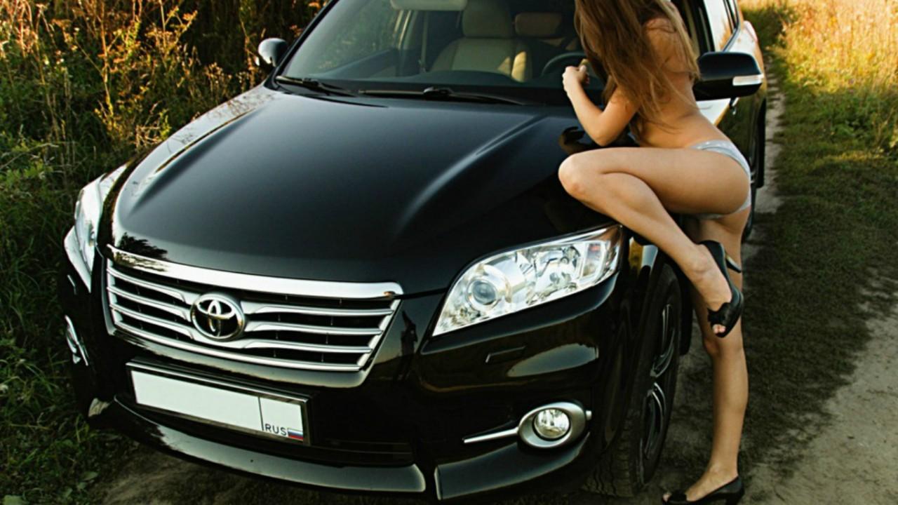Женщина - Автомойка - RAV 4 …