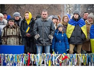 """Жители бывшей Украины начинают то ли """"переобуваться"""", то ли """"раззомбировываться""""..."""