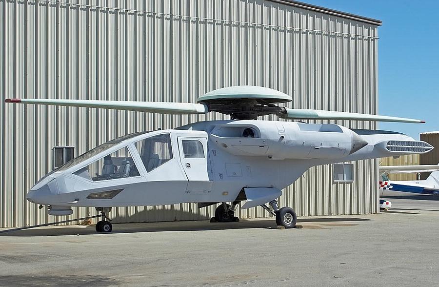 В ВКС РФ рассказали о разработке боевого вертолета с максимальной скоростью 500 км/ч