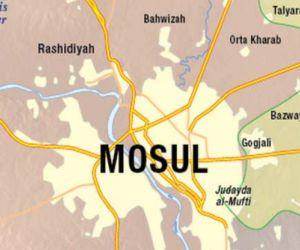 Западная подача информации об Алеппо и Мосуле. Найди много отличий