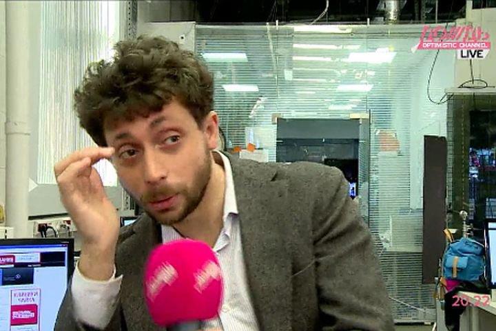 Журналисты телеканала «Дождь» пропали в Донецке