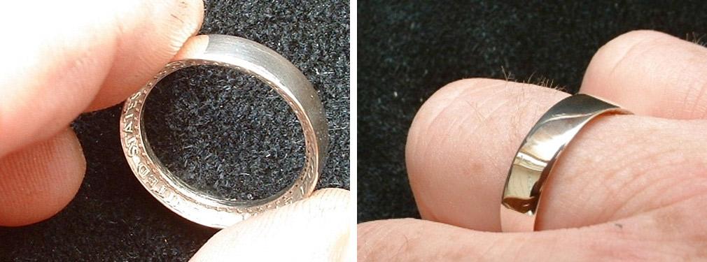 Кольцо с печаткой своими руками