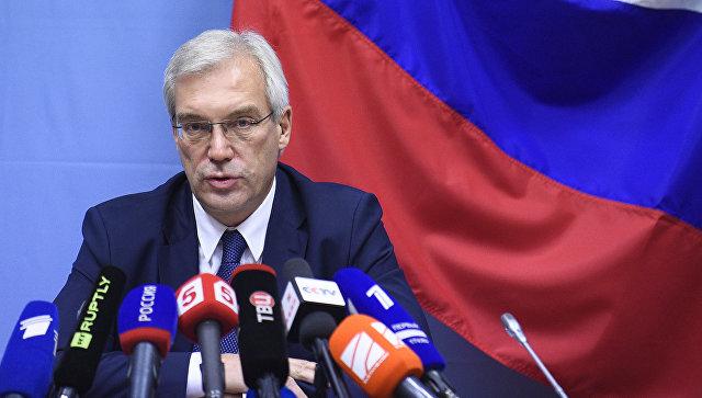 Источники назвали имя кандидата на пост представителя России при ООН