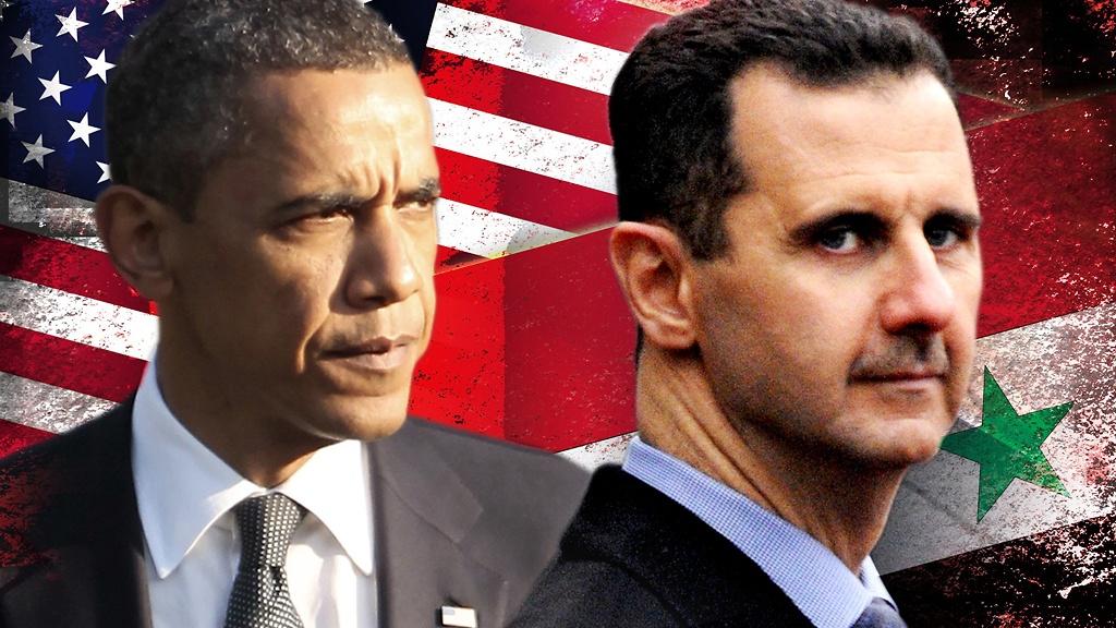 Асад остается, Обама должен уйти