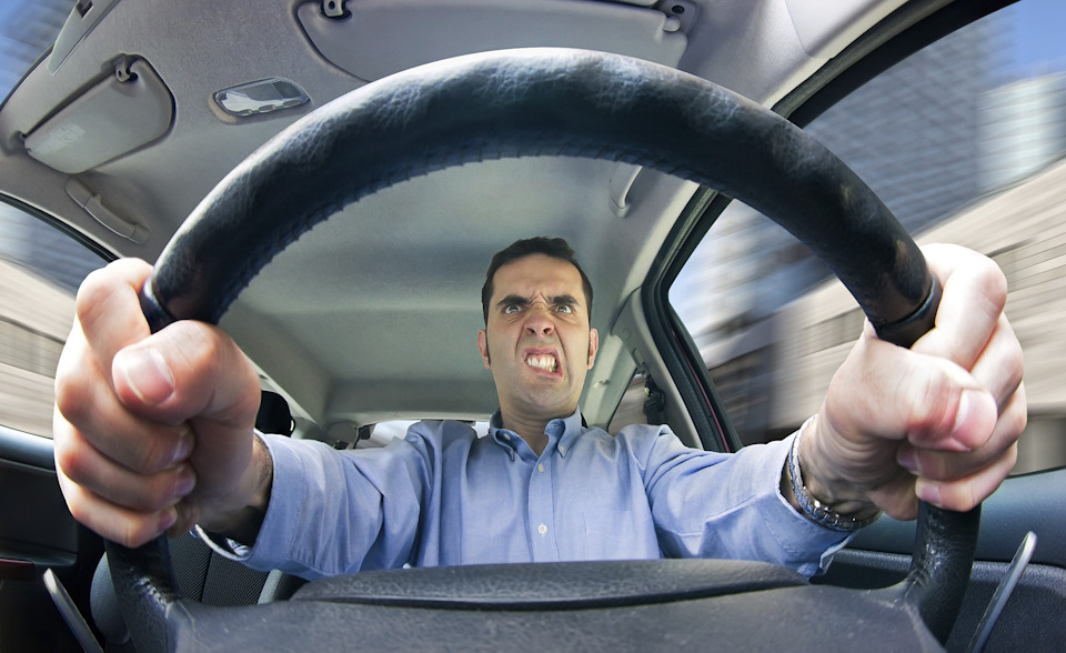 Дурные манеры на дорогах во всем мире