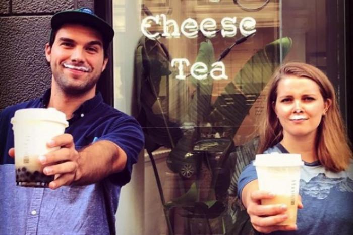 Сырный чай: новый эффективный напиток, который ускоряет обмен веществ