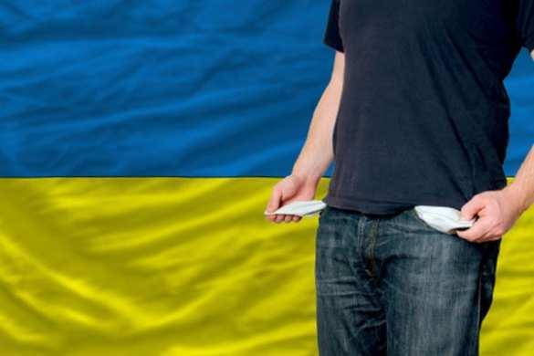 Эксперт: В 2017 году экономика Украины продолжит падать, а люди — беднеть