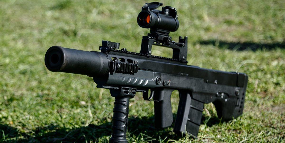 Гроза террористов: в США оценили российский автомат ШАК-12
