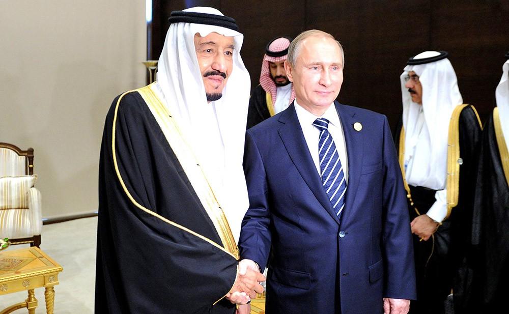 Неужели это триумф Путина на Ближнем Востоке? Для саудитов настало время удивительных открытий!