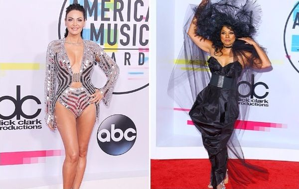 American music awards-2017: лучшие и худшие образы знаменитостей на церемонии