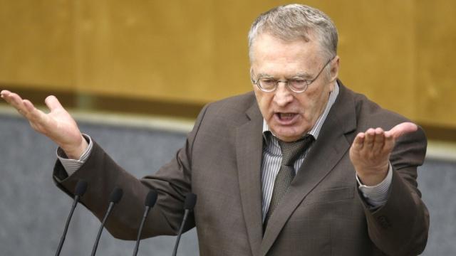 Жириновский предрек гибель украинской молодежи: Вас всех уничтожат.