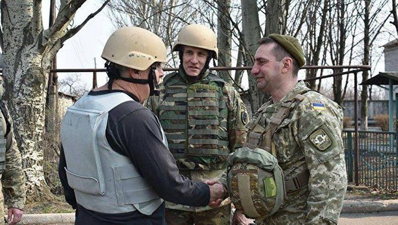 А если генералы НАТО окажутся под огнём ополченцев Донбасса?